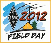 2012 ARRL Field Day logo