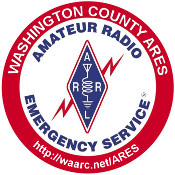 Amateur Radio Emergency Service logo